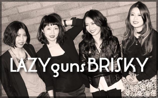LazygunsBrisky Jpop Band