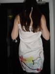 Shirt dress à la SJP